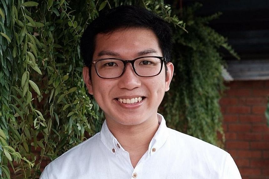 Above: Data scientist Daniel Tan joined the AI Lab at OCBC Bank in June after a two-month job search. He had worked at a travel technology company for about three years, and had found another job before the OCBC one, but was laid off on his second da