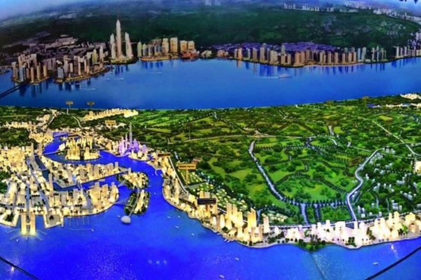 Iskandar Waterfront Holdings is the parent of listed real estate developer Iskandar Waterfront City Bhd.