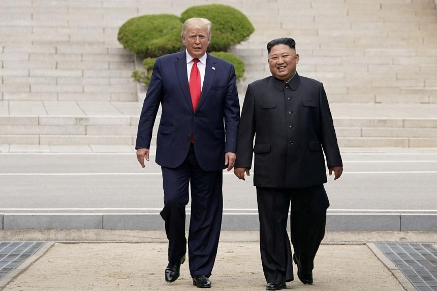 US President Donald Trump and North Korea leader Kim Jong Un had exchanged at least 27 letters.