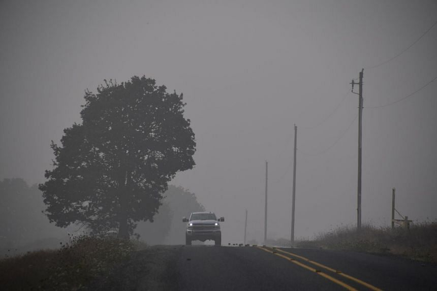 The blanket of ash and smoke has made the region's air quality among the worst in the world.
