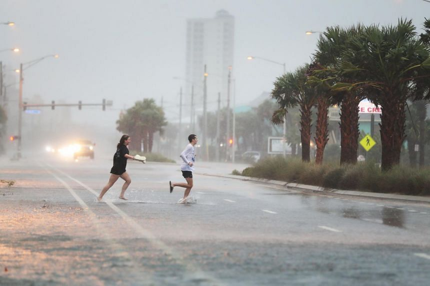 Damage from Hurricane Sally is expected to reach US$2 billion (S$2.72 billion) to US$3 billion.