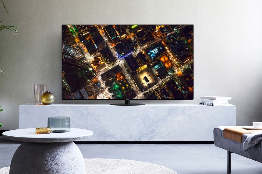 Colour reproduction is natural and realistic and not overly saturated on the Panasonic HZ1000 4K Oled TV.