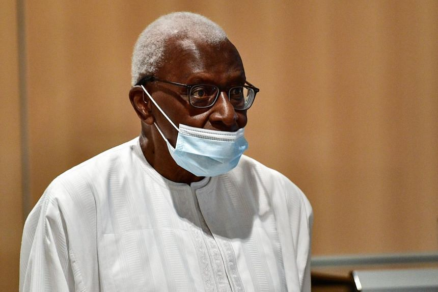 Diack was found guilty of accepting bribes from athletes suspected of doping.