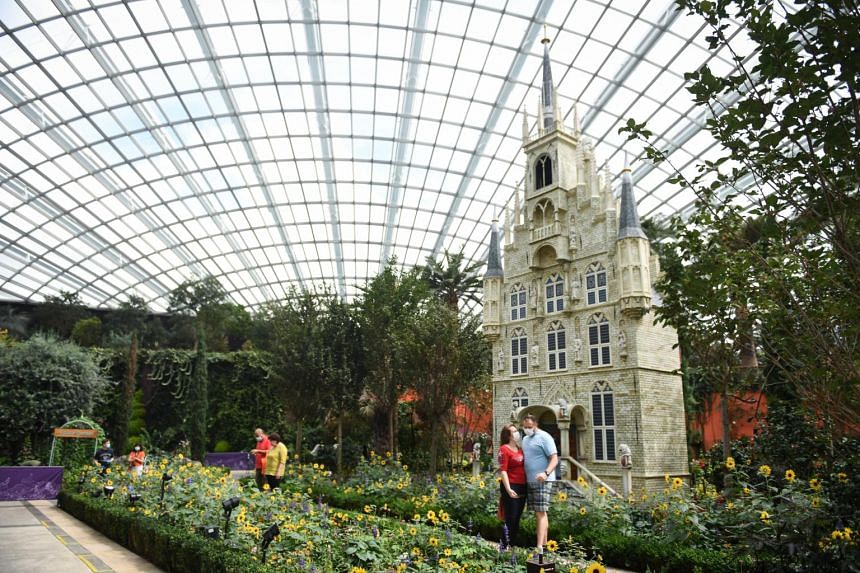 Gardens by the Bay is among the operators that are planning to scale up their capacity to meet an expected increase in demand.