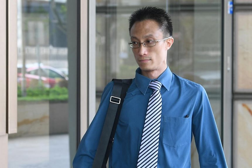 """Ler Teck Siang said he did not believe officers were giving him a """"legal order"""" to provide the urine sample after he was arrested for drug-related offences."""