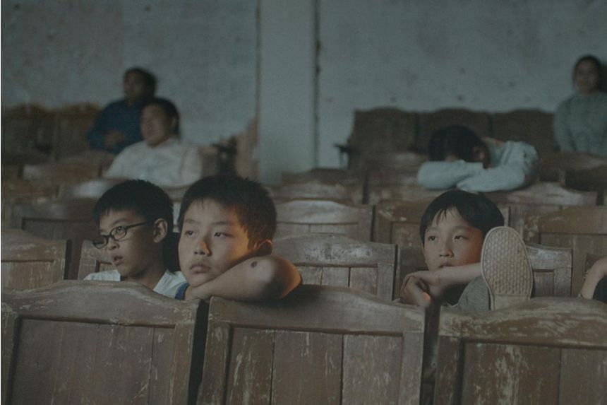 A still image from Changfeng Town, the opening film of the Singapore Chinese Film Festival this year.