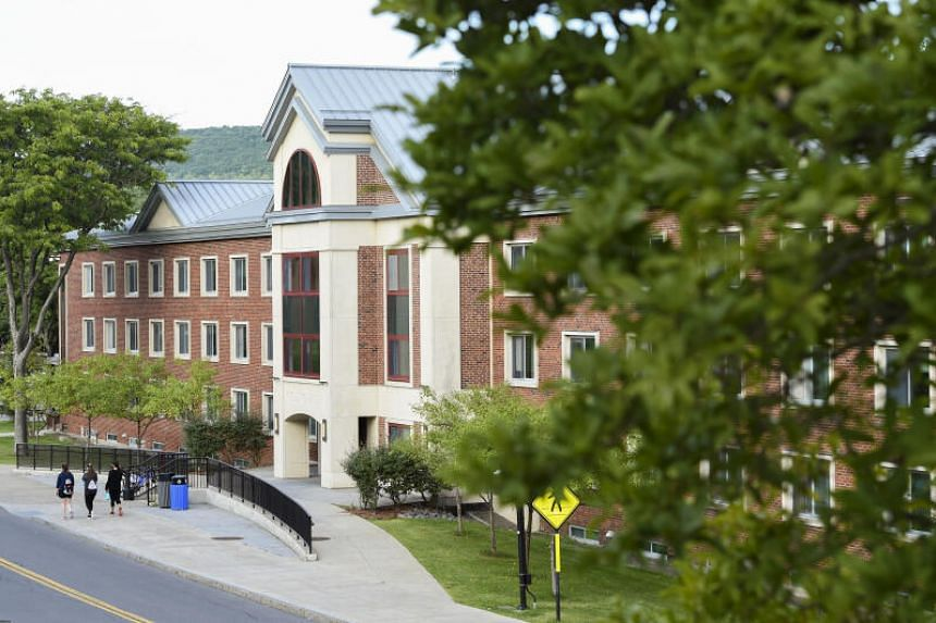 State University of New York at Oneonta reported more than 670 cases, resulting in officials cancelling in-person classes and sending students home.