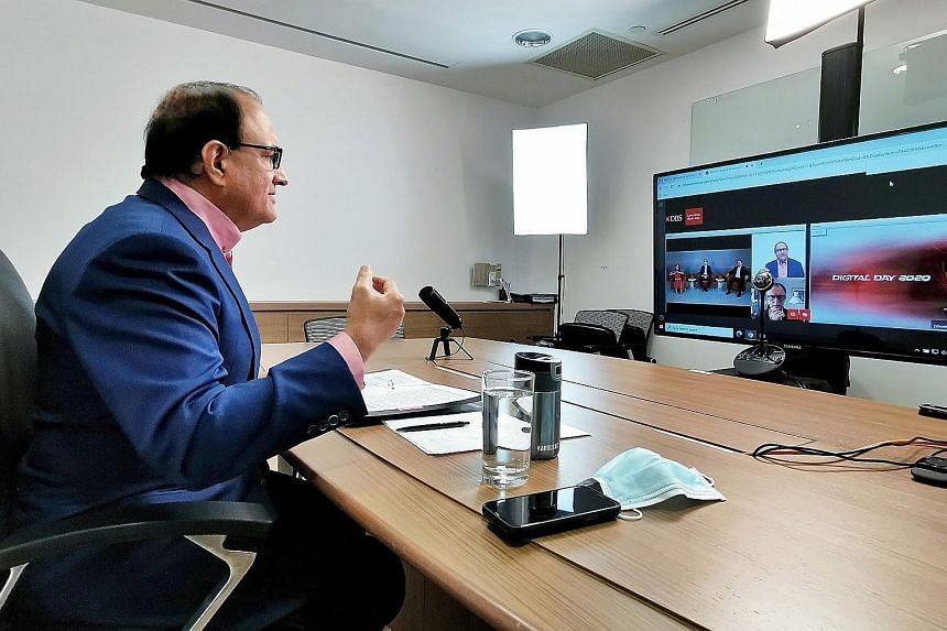 Speaking at the DBS Digital Day event yesterday, Communications and Information Minister S. Iswaran noted that going digital also positions businesses to reap long-term economic benefits.
