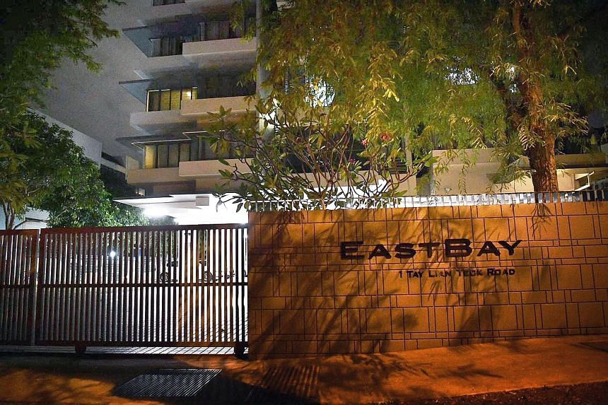 The illegal get-together took place on May 16 and into the wee hours of May 17 at Alex Teo Han Yuan's EastBay condo unit near Upper East Coast Road. He had invited six friends to his home and they invited more people.