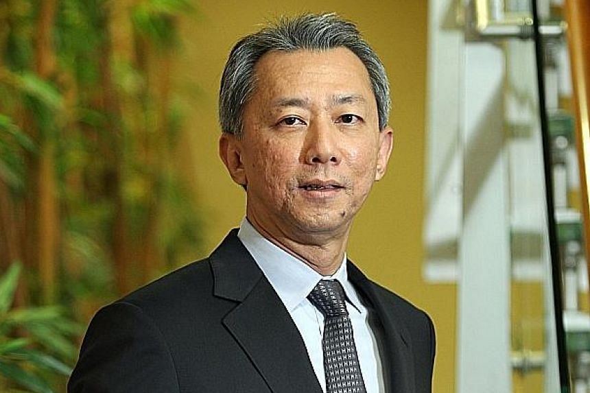 Mr Chia Song Hwee, deputy chief executive of Temasek International, spoke about the importance of regulations.