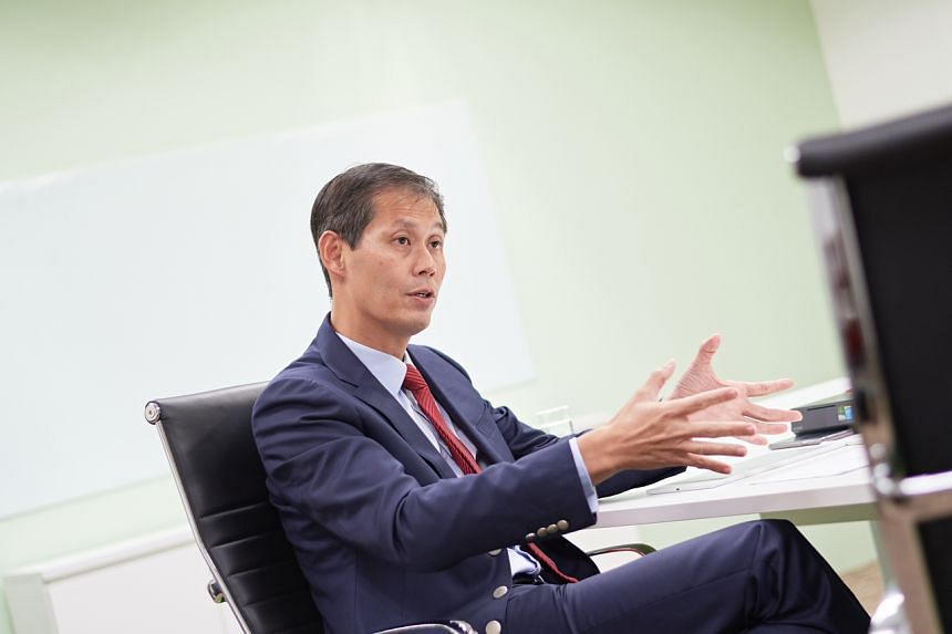 Dr Goh Jin Hian has not been accused of fraudulent conduct.