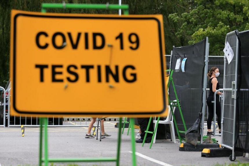 Britain's COVID-19 Testing Regime Buckles With Delays And Capacity Constraint