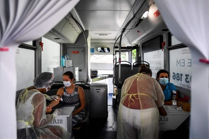 World Health Organization  warns of a 'serious situation unfolding amid ''alarming rates' of infections