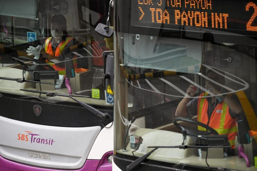 SBS Transit disclosed that there had been numerous acts of violence against the company's front-line staff.