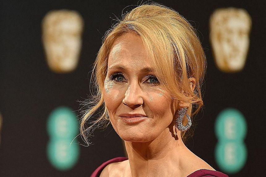 JK Rowling facing backlash over latest novel