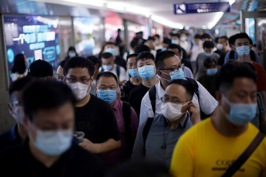 Mainland China has not reported any local Covid-19 infections since mid-August.