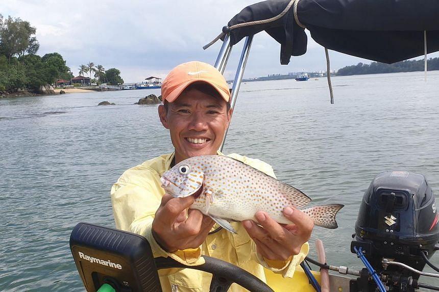 Mr Robin Loh launched the Let's Go Kelong Tour in July, and now has about 30 bookings a month.