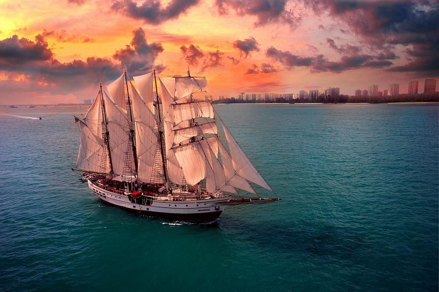 Luxury tall ship Royal Albatross resumed sunset dinner cruises in September, with popular slots selling out weeks in advance.