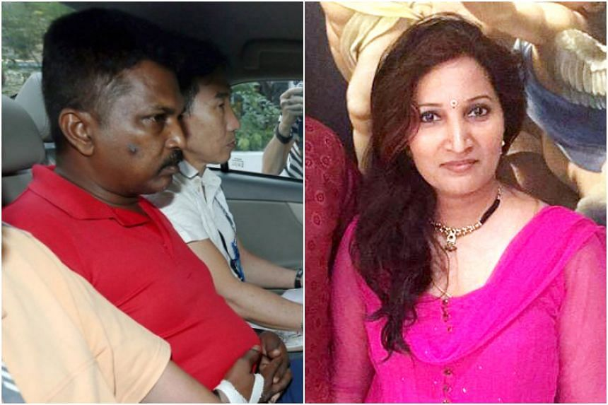Krishnan Raju had pleaded guilty in July to a charge of culpable homicide for killing his wife Raithena Vaithena Samy.