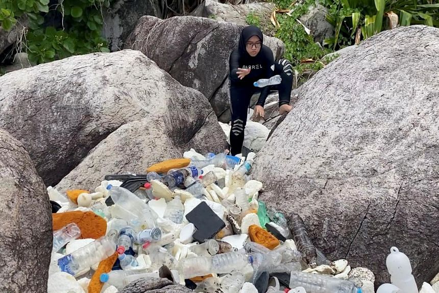 Out of six Asian countries, Malaysia is reportedly one of the leading consumers of plastic packaging.