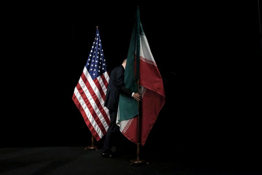The proximate cause for the US action is the impending expiry of a UN arms embargo on Iran.