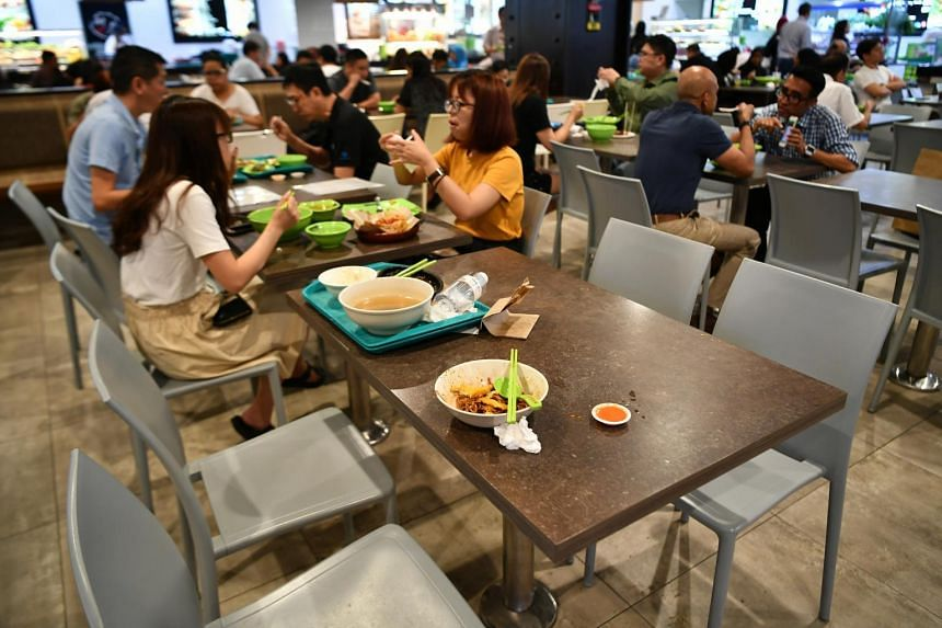 A majority of those polled agreed there should be laws to require stricter hygiene standards for shared spaces.