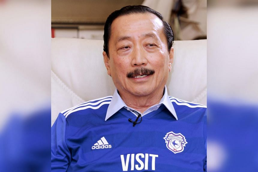 Mr Vincent Tan said that his conglomerate Berjaya Corp has no interest in SEA Gamer Mall.