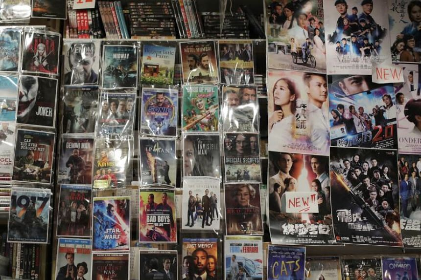 Everything can be rented at Rida Video Centre, but over 500 titles are also for sale, including newer 4k Ultra HD and Blu-ray discs.