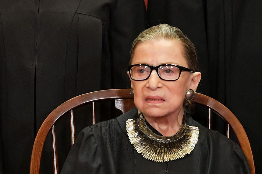 Justice Ruth Bader Ginsburg died of complications from metastatic pancreatic cancer.