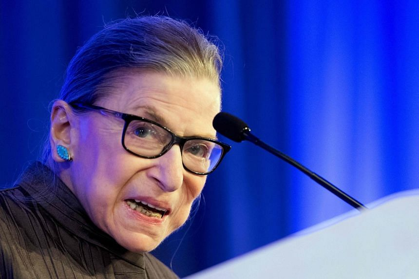 The late Ruth Bader Ginsburg was a pioneering advocate for women's rights in the United States.