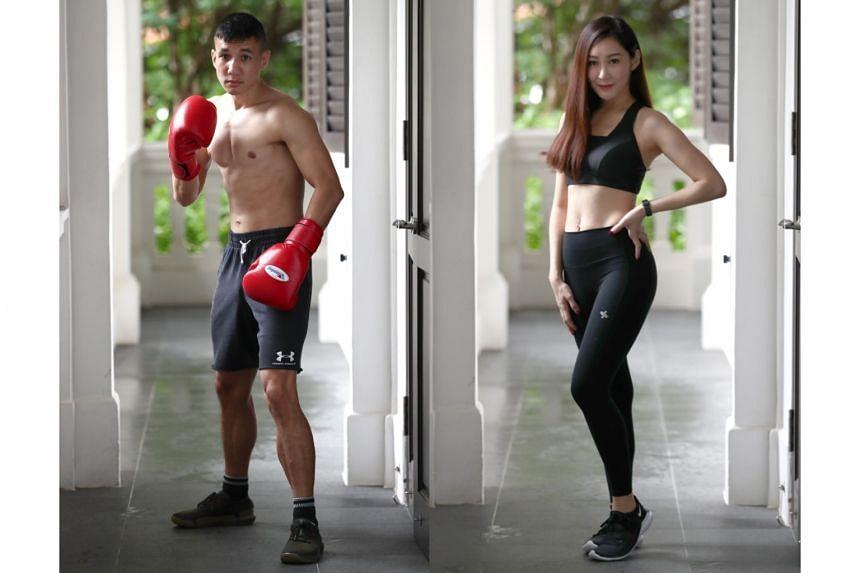 Ian Danker and Nicole Wong