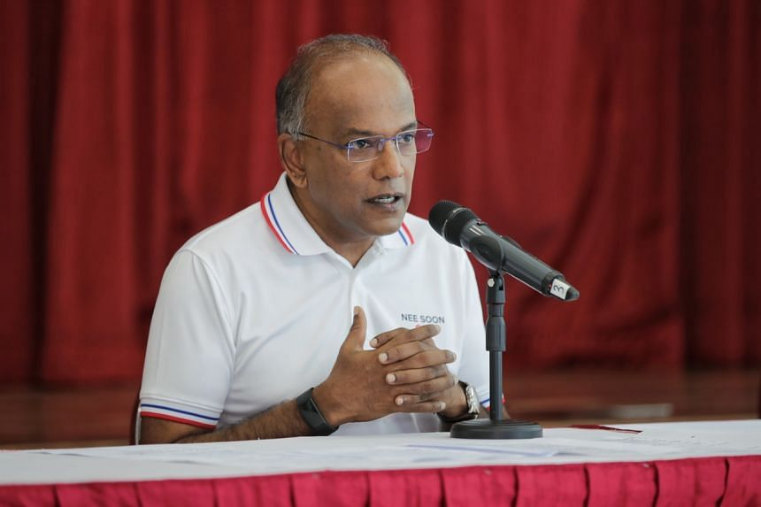 Minister for Home Affairs and Law K. Shanmugam announced a comprehensive review of issues affecting gender inequality.