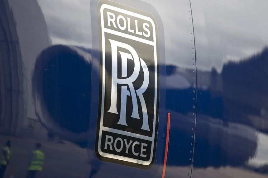 Rolls-Royce Holdings said it was considering a variety of options, including a rights issue.