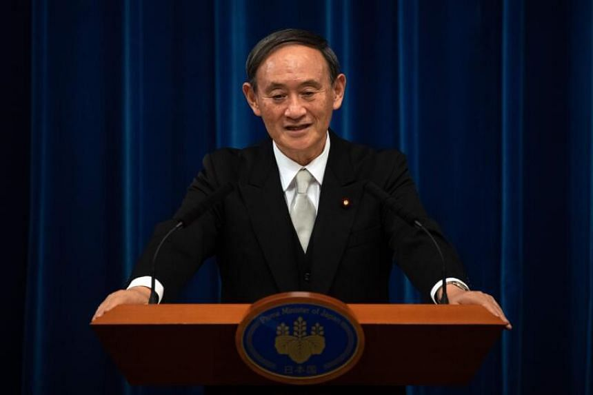 Japanese Prime Minister Yoshihide Suga told US President Donald Trump that the alliance was the foundation of regional peace and stability.