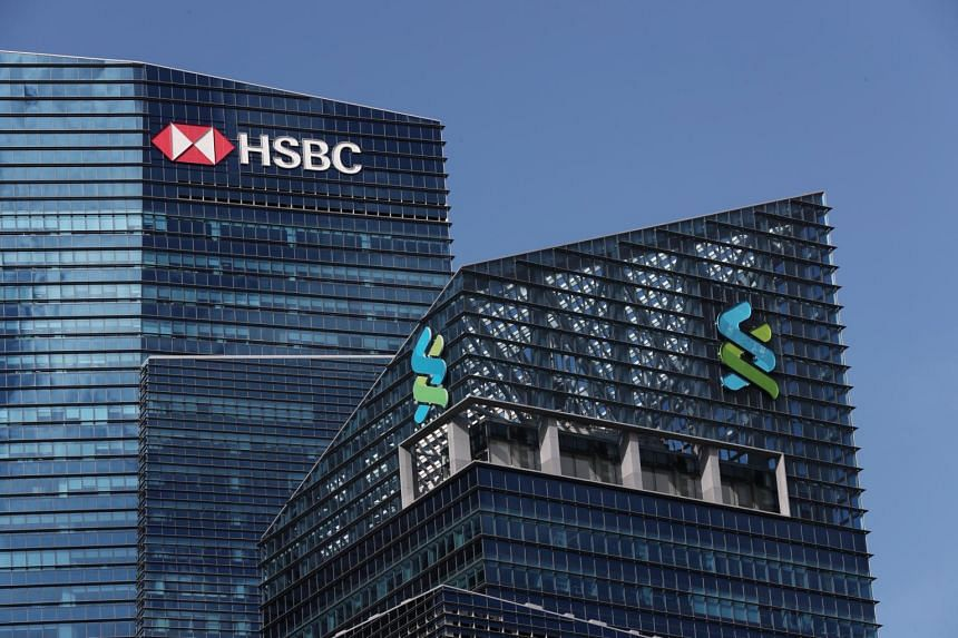HSBC and Standard Chartered were among the five banks that appeared most often in the documents.