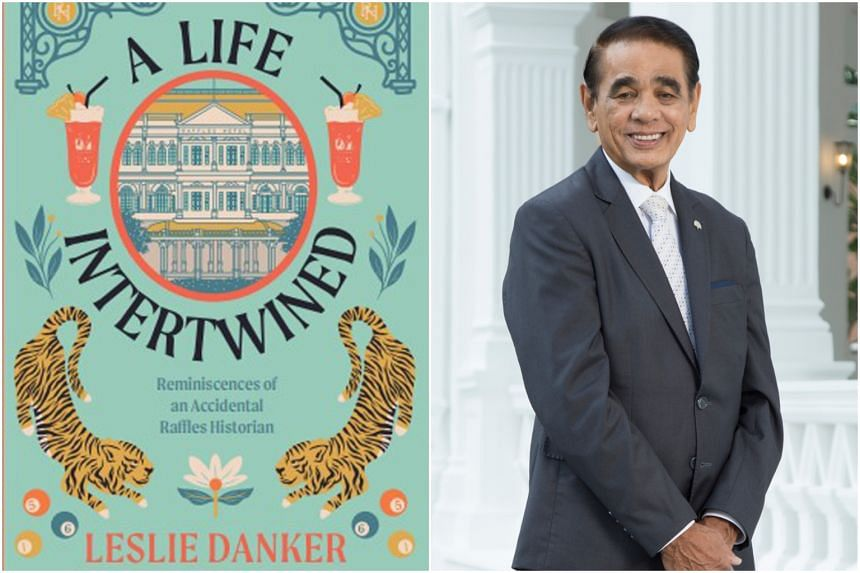 A Life Intertwined weaves the memoir of Leslie Danker's life with little-known facts about Raffles Hotel.