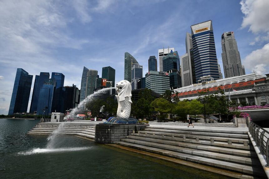 Singapore received about US$3 billion and sent US$1.5 billion in 1,781 suspicious transactions, within 20 years.