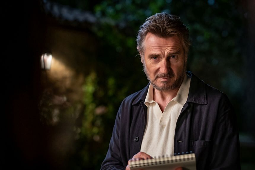 In Made In Italy, Liam Neeson is Robert, an artist and father to Jack, an art gallery manager.