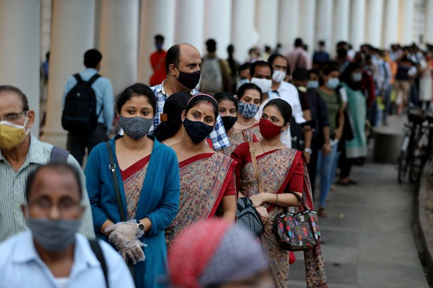 Maharastra is the state worst hit by the pandemic.