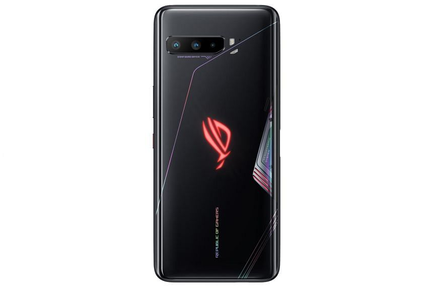 The ROG Phone 3 may lack flagship niceties like water resistance, but its gaming features make it ideal for mobile gamers.
