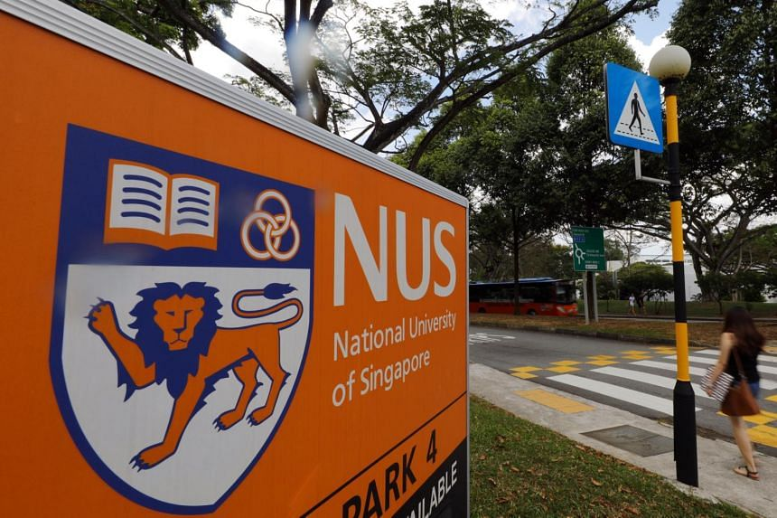 Pei Shao Bo, who was a student of NUS, is said to have targeted the same room twice.
