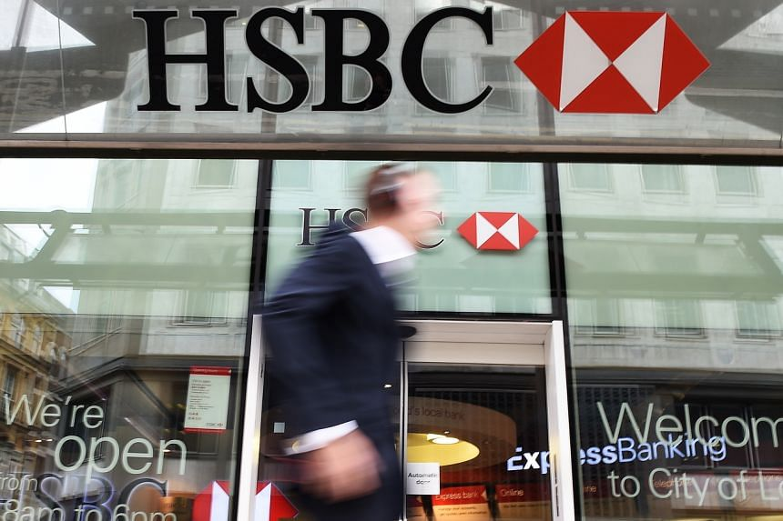 HSBC is one of about 90 banks named in the leaked documents.