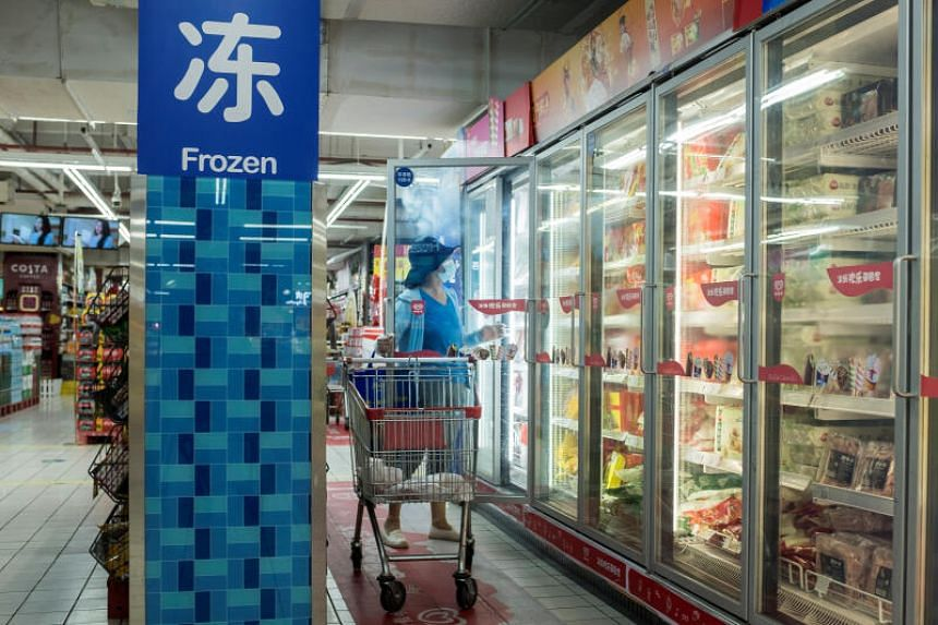 China recently found traces of the coronavirus on the packaging of frozen food imports from Russia and Indonesia.
