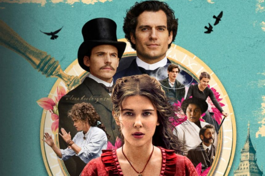 Set in 1880s England, Millie Bobby Brown stars as Enola Holmes in a new Netflix movie adapted from the young-adult book series of the same name written by Nancy Springer.