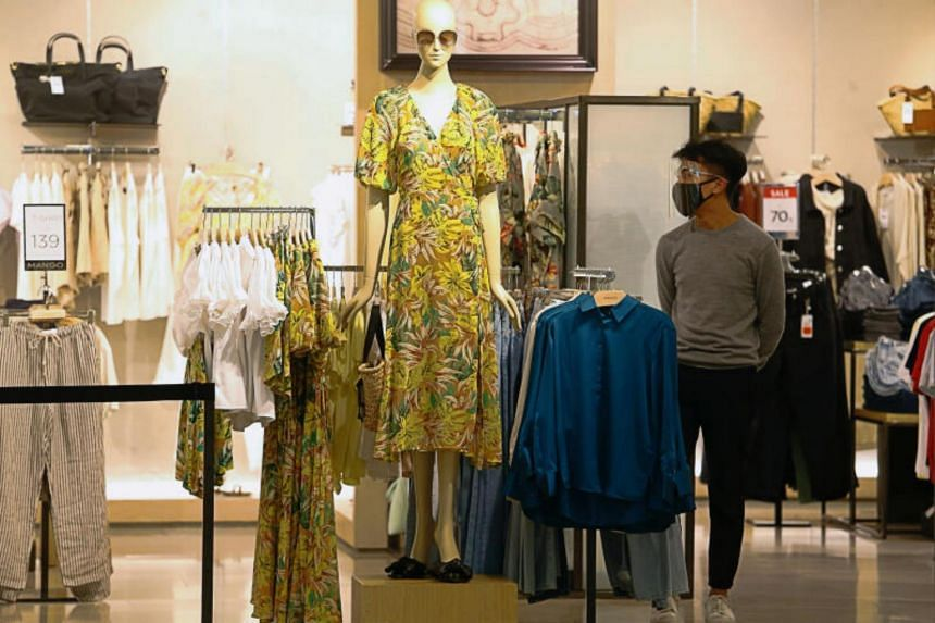 Retail-sales expectations for the next three and six months eased in July, compared to the prior month.