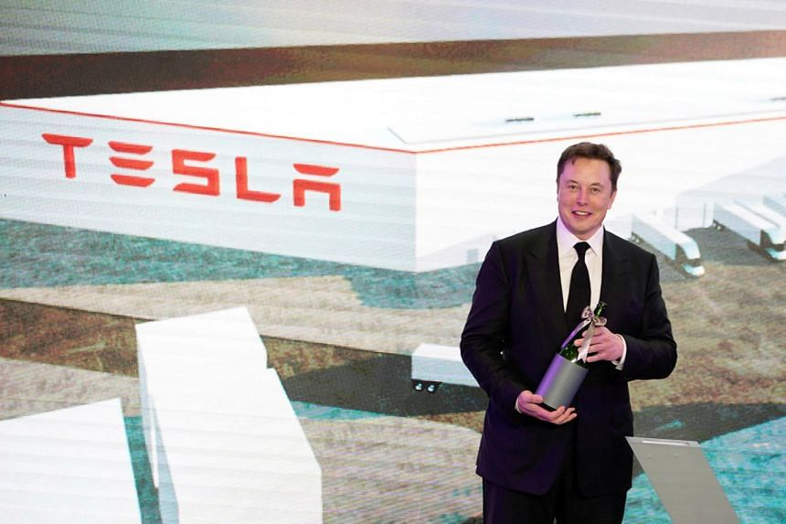 Tesla expects to eventually be able to build as many as 20 million electric vehicles a year.