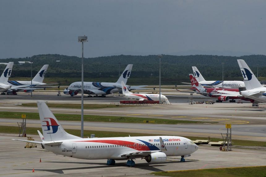 Malaysia Airlines has struggled financially even before the outbreak.