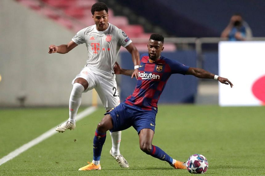 Wolves sign Semedo from Barcelona in deal that could be worth £37m