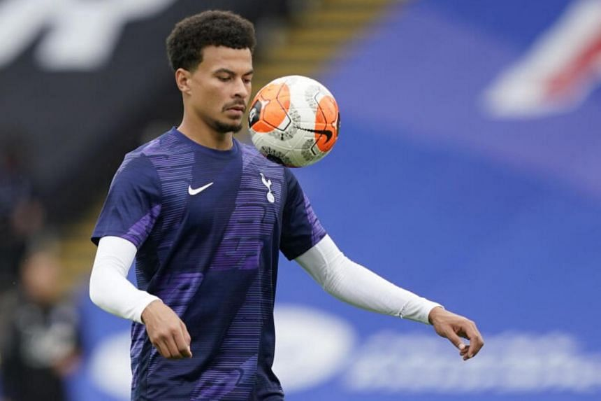 Dele Alli has been linked with a loan move to Paris Saint-Germain in recent days.
