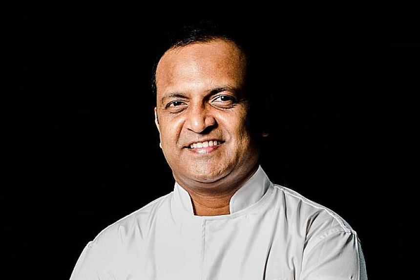 Chef Manjunath Mural.